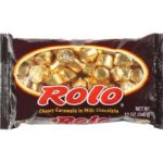 Rainbow Licorise Rollo Treats - Rolo