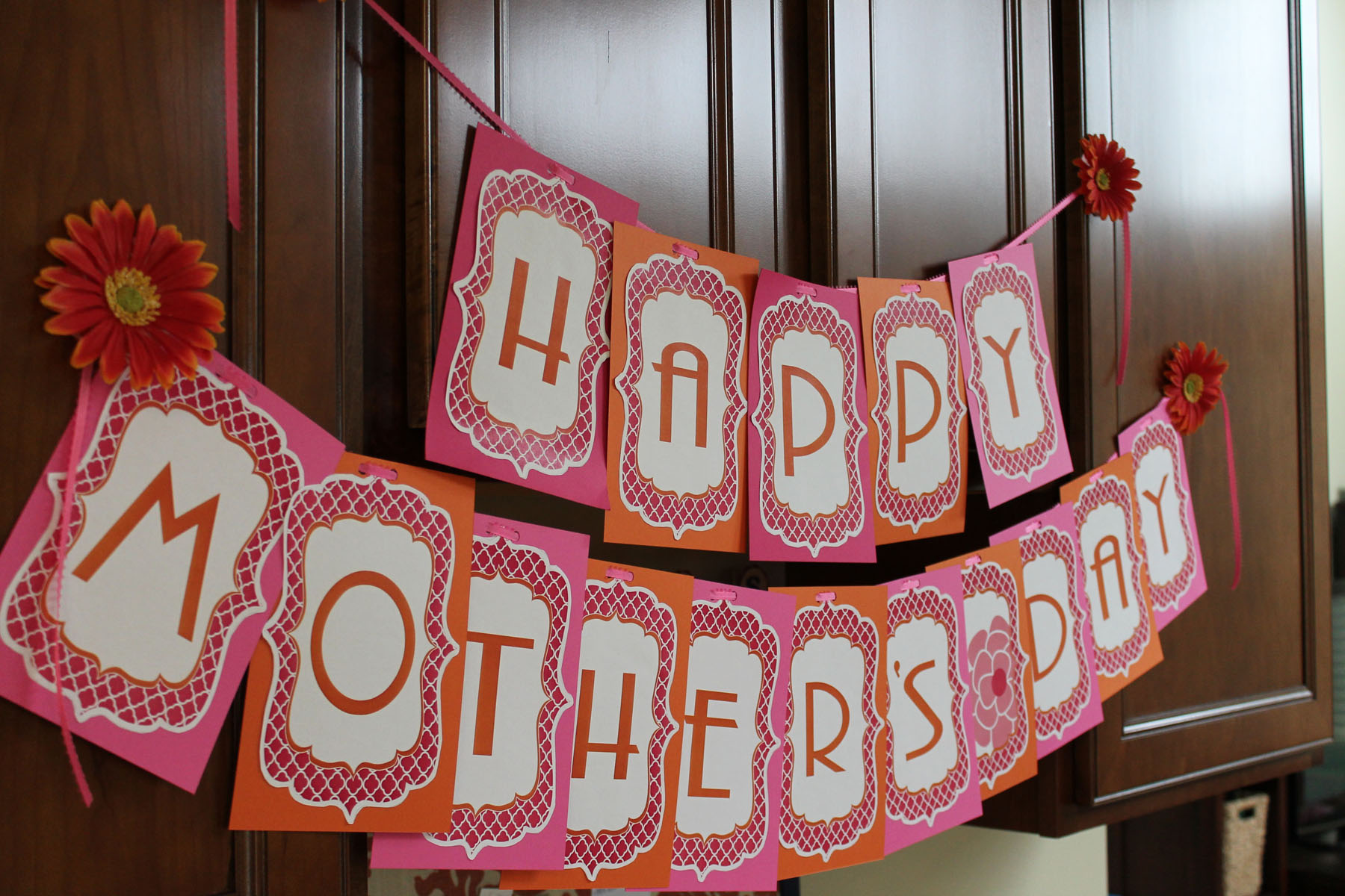 Mother s day decorations free printable ipinnedit