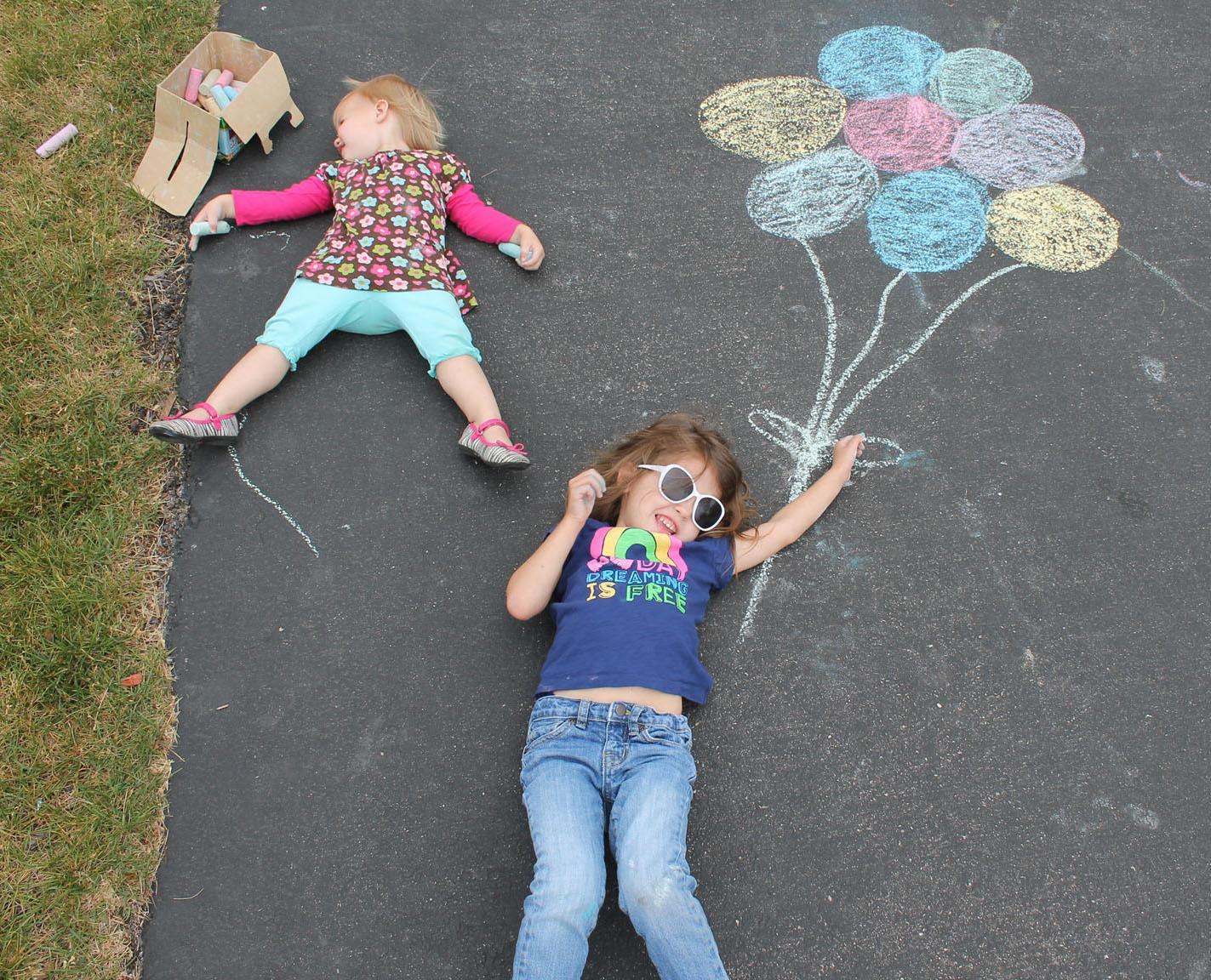 Photography Props Sidewalk Chalk Ipinnedit