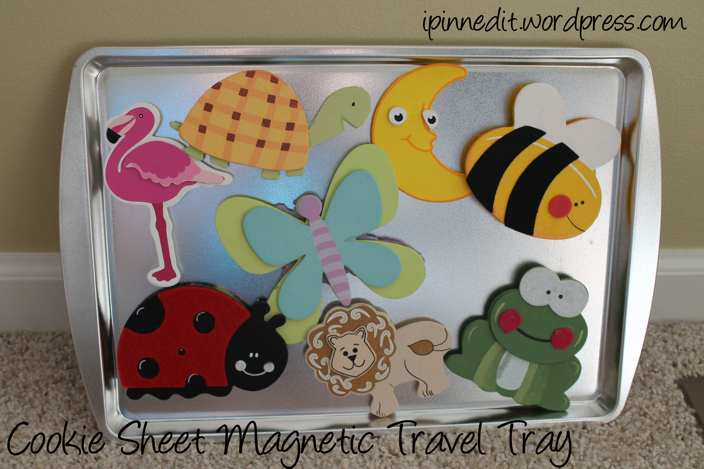 Cookie Sheet Magnetic Tray Ipinnedit
